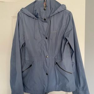 Women's Columbia Windbreaker Jacket